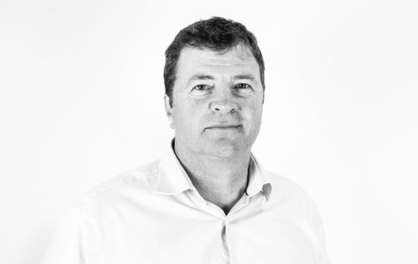 Andrew Moss - CEO